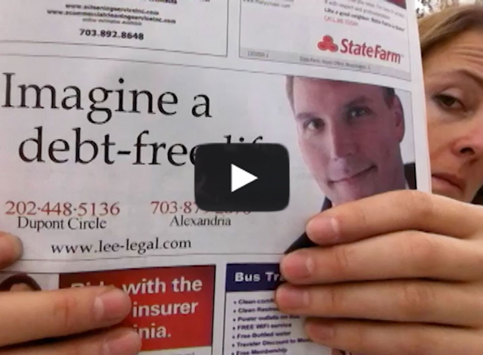 on how to be debt free